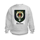 Gordon Clan Crest Tartan Sweatshirt