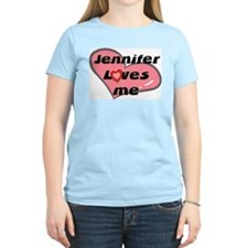 jennifer loves me T-Shirt