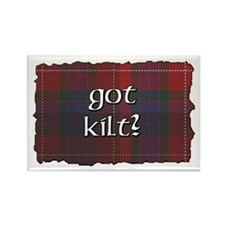 1-Got Kilt Rectangle Magnet