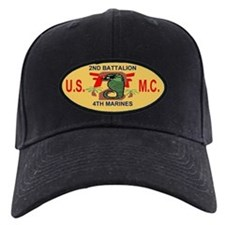 2nd Battalion 4th Marines<BR>Baseball Hat