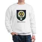 Johnstone Clan Crest Tartan Sweatshirt