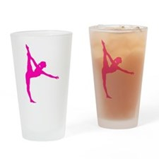 gymnastics Drinking Glass