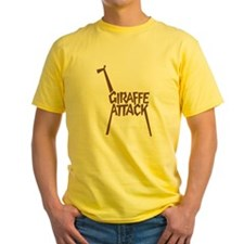 Giraffe Attack T-Shirt
