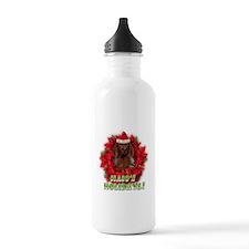 Redbone Coonhound Water Bottle