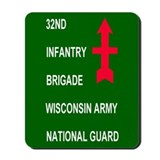 32nd Infantry Brigade <BR>Mousepad