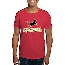 Spoiled Lab? - T-Shirt