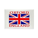 Cute Oxford city Rectangle Magnet