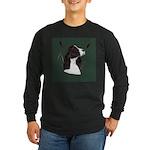 English Springer Spaniel Long Sleeve Dark T-Shirt