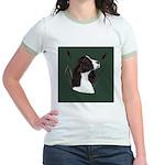 English Springer Spaniel Jr. Ringer T-Shirt