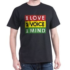 NEW-One-Love-voice-mind3 T-Shirt