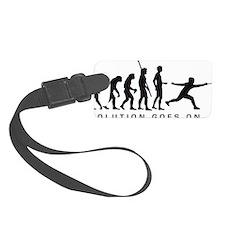 Evolution Fechter D Luggage Tag