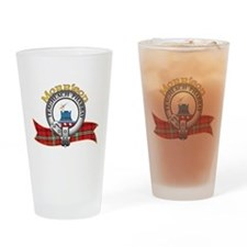 Morrison Clan Drinking Glass