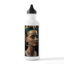 Journal-Nefertiti Water Bottle