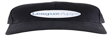 Leagueapps Black Cap
