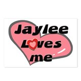 jaylee loves me  Postcards (Package of 8)
