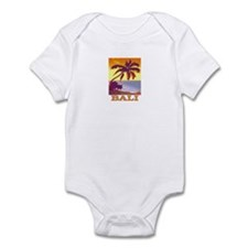 Cute Australia vacation Infant Bodysuit