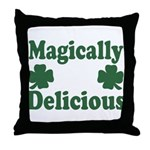 Magically Delicious Throw Pillow