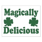 Magically Delicious Small Poster