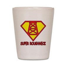 SUPERROUGHNECK Shot Glass