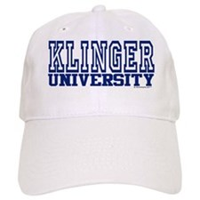 KLINGER University Baseball Cap