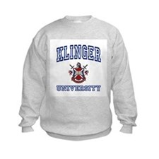 KLINGER University Sweatshirt
