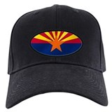Arizona State Flag Baseball Cap