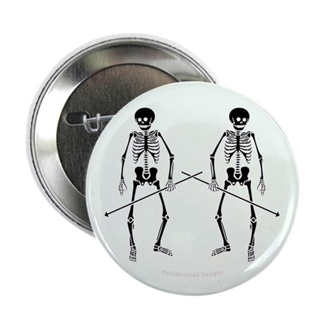 "Dance Macabre 2.25"" Button (10 pack)"