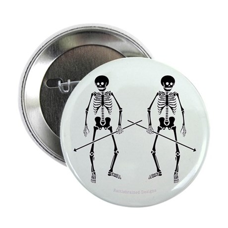 "Dance Macabre 2.25"" Button"