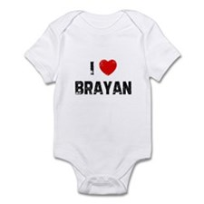 I * Brayan Infant Bodysuit