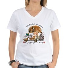 Humane Society Animal Support Shirt
