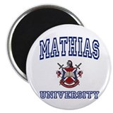 MATHIAS University Magnet