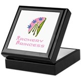 ArcheryChick Princess Keepsake Box