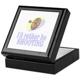 ArcheryChick Rather Keepsake Box