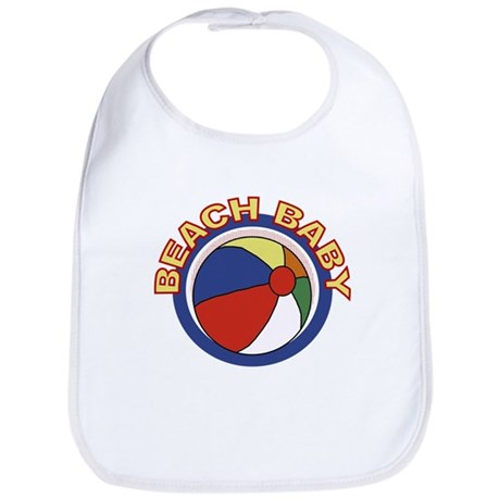 Beach Baby Bib