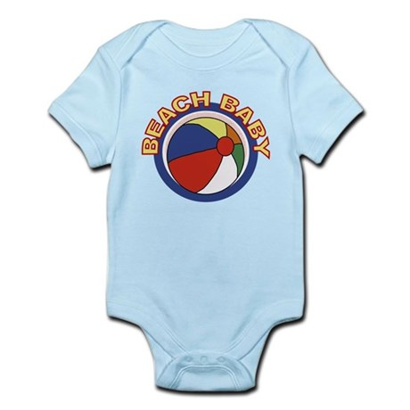 Beach Baby Infant Bodysuit