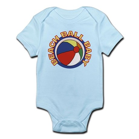 Beach Ball Baby Infant Bodysuit