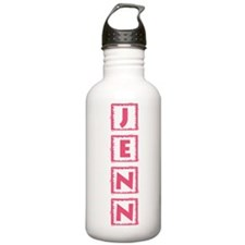 PERSONALIZED - J Water Bottle