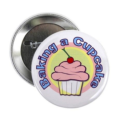 Baking a Cupcake Button