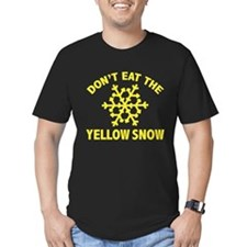 Don't Eat The Yellow Snow T