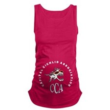 CCA LOGO Maternity Tank Top