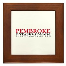 Pembroke Framed Tile