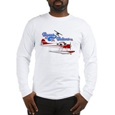 DHC2 Beaver Believer Long Sleeve T-Shirt
