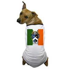 Craig Arms Irish Flag Dog T-Shirt