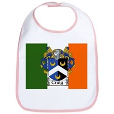 Craig Arms Irish Flag Bib
