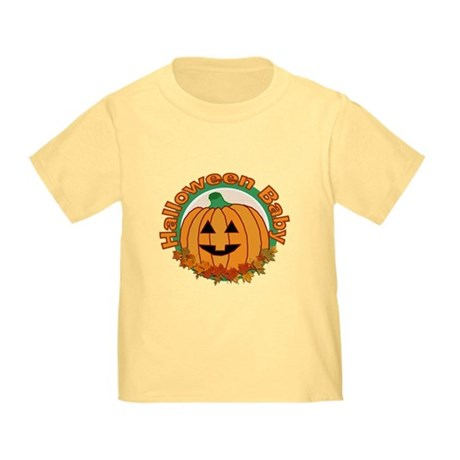 Halloween Baby Toddler T-Shirt