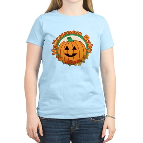 Halloween Baby Women's Light T-Shirt