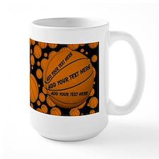 Basketball Ceramic Mugs