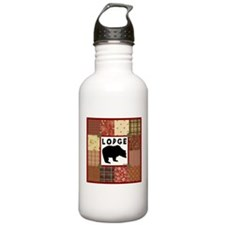 HUNTING LODGE Water Bottle