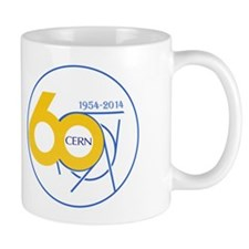 CERN Turns 60!! Mug