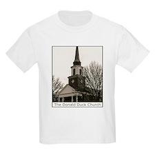 The Donald Duck Church Kids T-Shirt